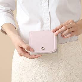 シードル 2つ折り長財布 (ライトピンク)