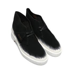 Desert Boot221 Blk/White (BLACK)