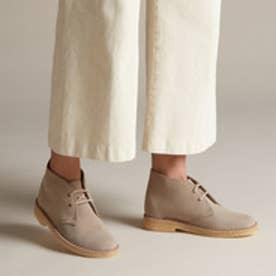 Desert Boot. / ウィメンズ デザートブーツ (サンドスエード)