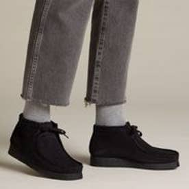 Wallabee Boot. / ウィメンズワラビーブーツ (ブラックスエード)