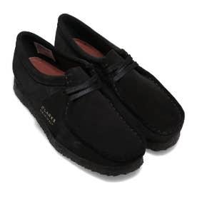 Wallabee. Black Sde (BLACK)