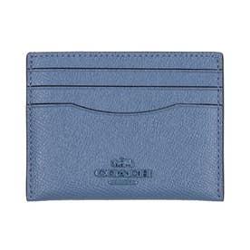 【Coach(コーチ)】Coach カードケース パスケース 79454b4pe4zz (ストーンブルー)