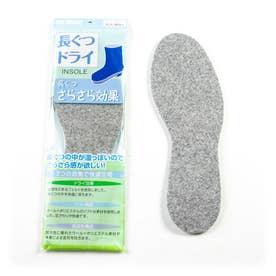 インソール 中敷き 長靴ドライ 靴 中敷 ムレ防止 21cm-28cm フットプレイス (No Color)