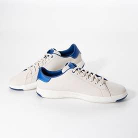 グランドプロテニス mens (バーチ / オプティック ホワイト / トゥルー ブルー)