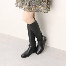 リーラ グランド ライディング ブーツ womens (ブラック レザー / ブラック)