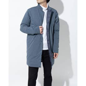 ゼログランド メンズ リバーシブル インサレーティッド ジャケット mens (ドレス ブルー)