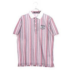 メンズ ゴルフ 半袖シャツ CR-1H1028P