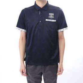 コラッジオ メンズ ゴルフ 半袖シャツ ゆったりサイズ有り CR-1H1018P