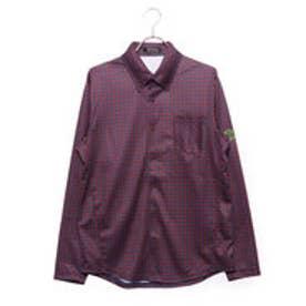 メンズ ゴルフ 長袖シャツ CR-1L1538B