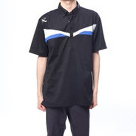 メンズ ゴルフ 半袖シャツ CR-1H1049B