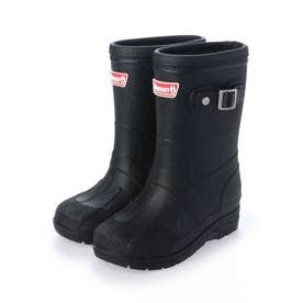 キッズ レインブーツ 長靴 913317 (ブラック)
