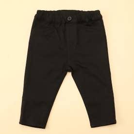ベーシック ロングパンツ(80・90サイズ) (ブラック)