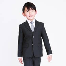 セットアップ ジャケット(110cm~130cm) (ブラック)