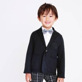 ポンチ ジャケット【オケージョン・フォーマル・セットアップ】 (ブラック)