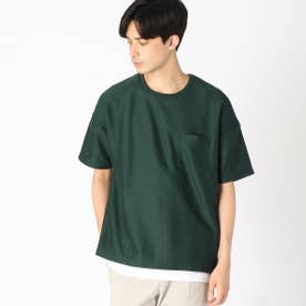 【セットアイテム】 Tシャツ×タンクトップセット (グリーン)
