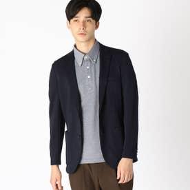 カノコ テーラードジャケット (ネイビー)