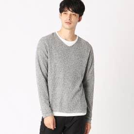 Tシャツ&プルオーバー セットアイテム (ホワイト)