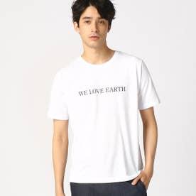 プリントTシャツ (ホワイト)