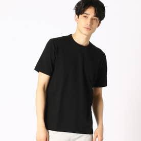 ジャケットイン Tシャツ (ブラック)