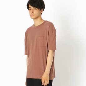 日本の伝統色(R) コラボTシャツ (ブラウン)