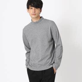 抗菌・防臭ハイネックTシャツ (グレー)