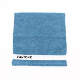 〔モノコムサ〕 PANTONE(R) ハンカチタオル (ターコイズブルー)