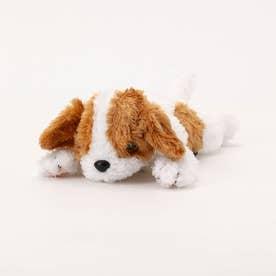〔モノコムサ〕 抱きぬいぐるみ 子犬 (キャバリア)