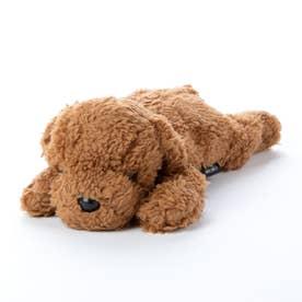 〔モノコムサ〕 抱きぬいぐるみ 子犬 (トイプードル)