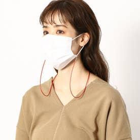 〔モノコムサ〕 3WAYマスクコード (レッド)