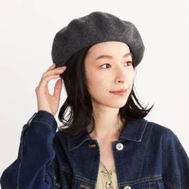【一部店舗限定】 バスクベレー帽 (グレー)
