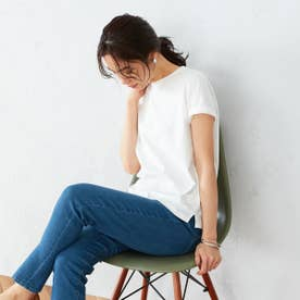 接触冷感 吸水速乾 Tシャツ (ホワイト)