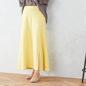 ポンチ マーメードスカート (イエローグリーン)