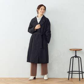 中綿コート (ブラック)