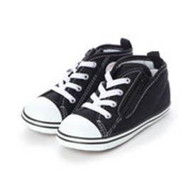 ジュニア スニーカー BABY ALL STAR N Z ブラック 32712141 2381