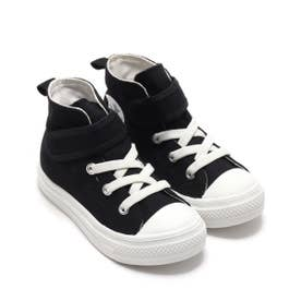 CHILD ALL STAR LIGHT V-1 HI (BLACK)