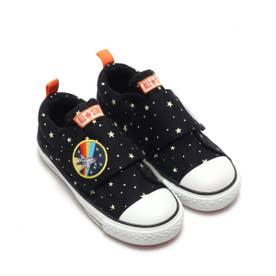 CHILD ALL STAR N SPACEPATCH V-1 OX (BLACK)