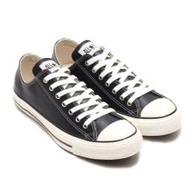 LEATHER ALL STAR US OX (BLACK)