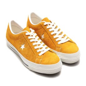 ONE STAR J SUEDE (GOLD)