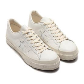 ONE STAR J EB LEATHER (WHITE)