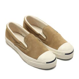 JACK PURCELL RET SUEDE SLIP-ON (BEIGE)