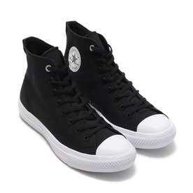 ALL STAR LIGHT STRETCHCANVAS HI (BLACK)