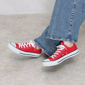 CANVAS ALL STAR OX キャンバス オールスター OX (RED)