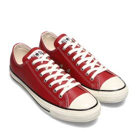 LEATHER ALL STAR US OX (RED)