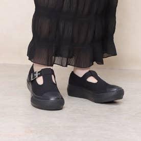 オールスター ライト PLTS メリージェーン OX (ブラック)