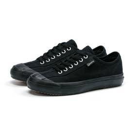 レディース スニーカー ビッグC TS GS OX ローカット 靴 シューズ 撥水 (ブラックモノクローム)