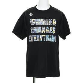 ジュニア バスケットボール 半袖Tシャツ 0S ジュニアプリントTシャツ CB401353