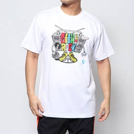 バスケットボール 半袖Tシャツ 0S メンズプリントTシャツ CB201359
