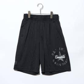 バスケットボール ハーフパンツ プラクティスパンツ(ポケットツキ) CB202858 (ブラック)