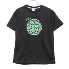 レディース バスケットボール 半袖Tシャツ 0S ウィメンズプリントTシャツ CB301351