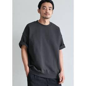 USAコットンスウェットTシャツ (Charcoal)